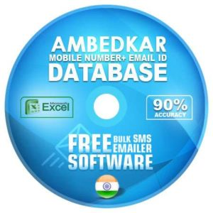 Ambedkar District email and mobile number database free download