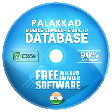 Palakkad District Mobile Number + Email ID Database