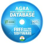 Agra  email and mobile number database free download