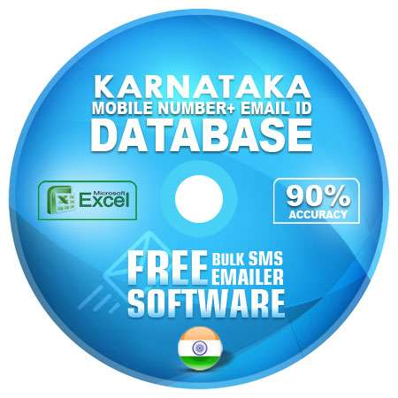 indian-statewise-database-for-Karnataka