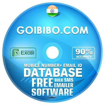 Indian Goibibo Com Mobile Number + Email ID Database