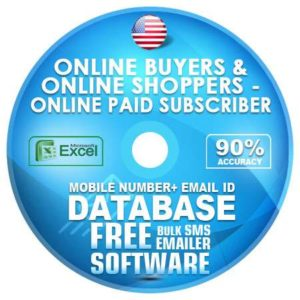 USA e-Commerce Database Archives - GxDeals com
