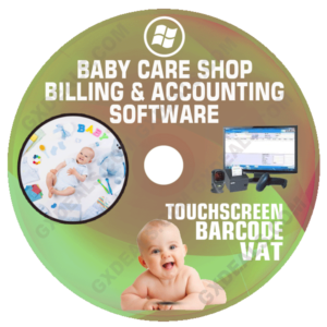 Baby Care Shop Billing and Accounting Software (VAT)