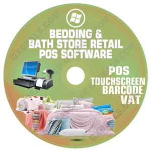 Bedding and Bath Store Retail POS Software (VAT)