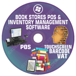 Book Stores POS and Inventory Management Software (VAT)